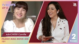 #PadaLOVE S2 Ep8: Paano mag Move-On 101 with Crisha Uy and Camille Prats  | Angeline Quinto