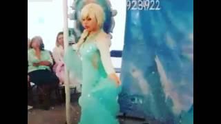 Show de Frozen, CDMX, Diversiones Angel