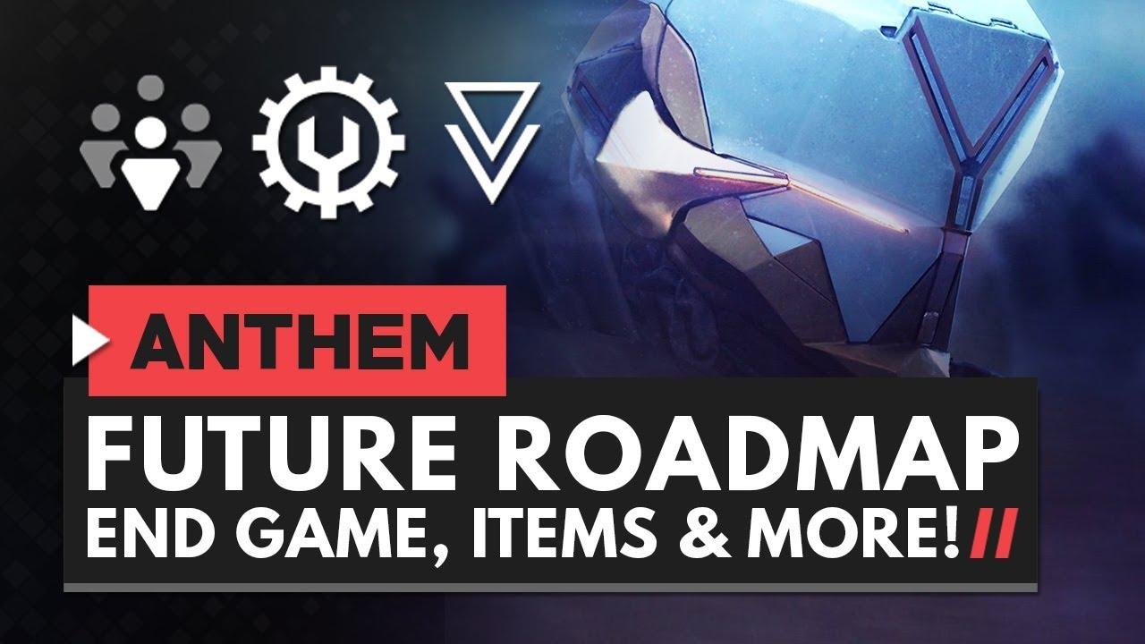 Anthem roadmap provides timeline for Guilds, Legendary