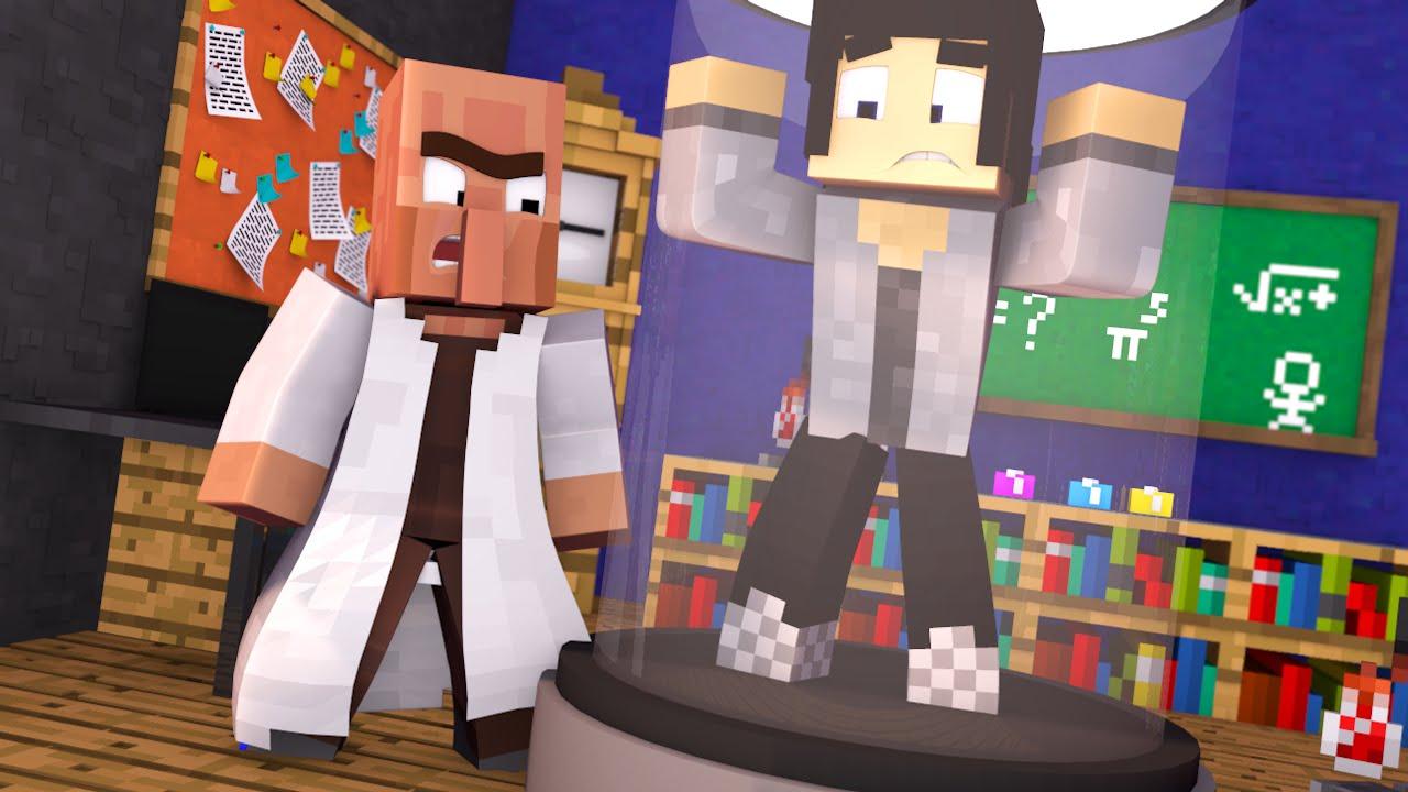 Minecraft evil lab
