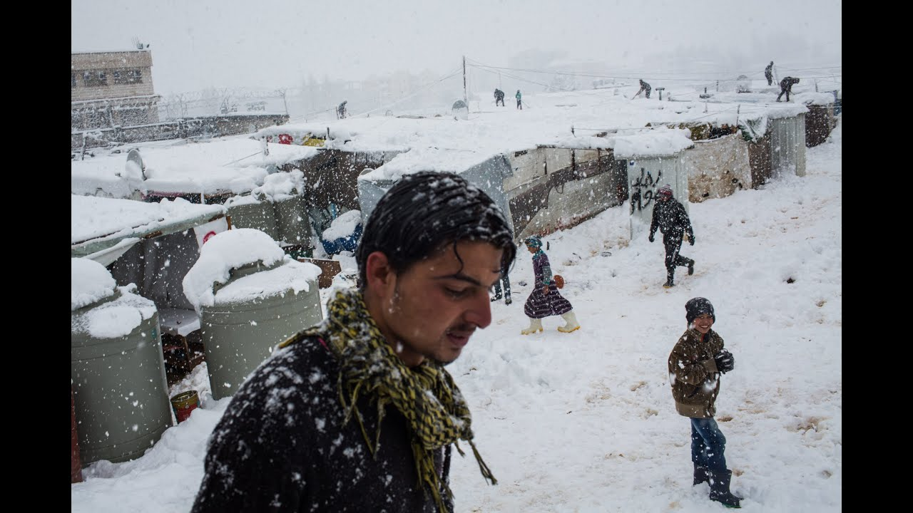 36f53576f Lebanon: Surviving the Snow - YouTube