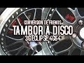 Conversion Frenos de Tambor a Disco - 3G Eclipse