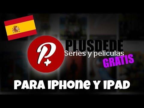 Ver películas y series HD en Español para iPhone/ipad (Plusdede)