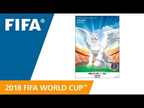 KAZAN - 2018 FIFA World Cup™ Host City