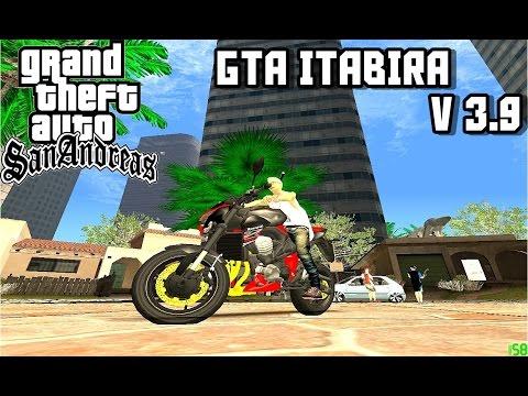 DOWNLOAD DO GTA MODIFICADO ITABIRA V3.9