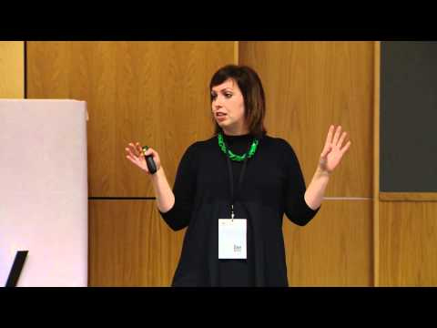 Connectedness & the digital self: Jillian Ney at TEDxUniversityofGlasgow