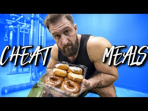 The Importance of CHEAT MEALS For FAT LOSS (You NEED To Do It This Way!)