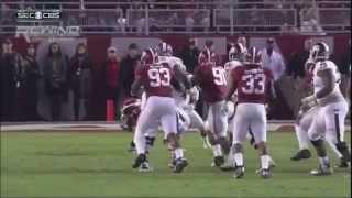 "Alabama vs. Auburn 2014 Hype Video ""Come Back"""