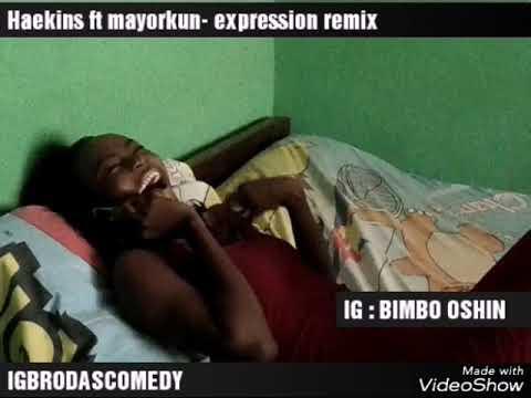 Download haekins ft mayorkun expression remix