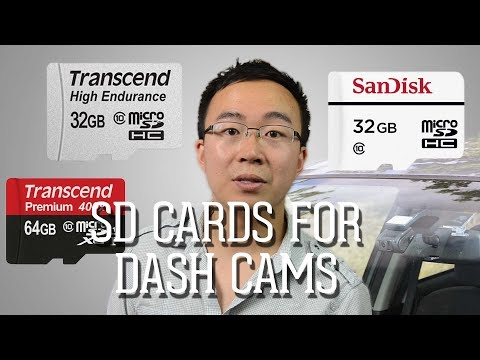 Dash Cam 101 - Guide to SD Cards & Our Recommendations - Avoid Sandisk Ultra!