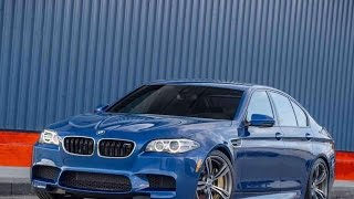 Давидыч тестирует  BMW M5 F10.  Davidic tests the BMW M5 F10.
