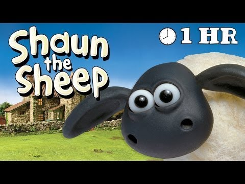 NEW Shaun The Sheep Full Episodes Compilation 2017 HD ...