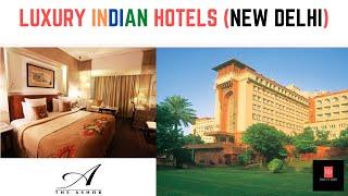 The Ashok Hotel - NEW DELHI - Luxury INDIAN Hotel