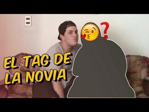 LES PRESENTO A MI NOVIA ¨O¨ TAG DE LA NOVIA | El Portu