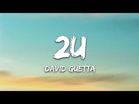 David Guetta - 2U   Lyric   Letra ft Justin Bieber