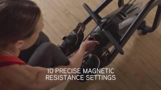 видео Гребной тренажер MATRIX NEW Rower