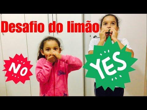 DESAFIO DO LIMAO - Irmãs na ReaL
