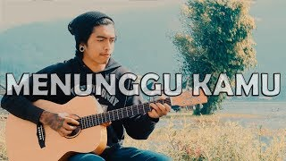 Download Lagu ANJI MENUNGGU KAMU COVER (OST. Jelita Sejuba ) acoustic guitar fingerstyle (D.AW) Mp3