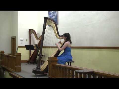 Sonata For Harp by Pierick Houdy (b.1929)