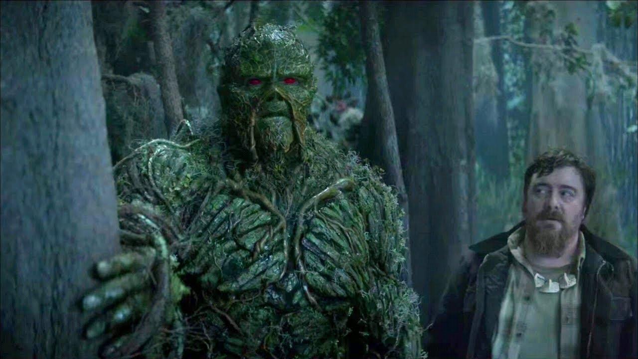 Download Phantom Stranger talks to Swamp Thing   SWAMP THING 1x05 [HD] Scene