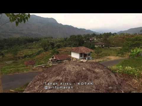 Tanah Airku - KOTAK  - Indonesiaku aerial video....