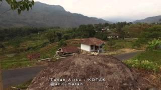 Gambar cover Tanah Airku - KOTAK  - Indonesiaku aerial video....