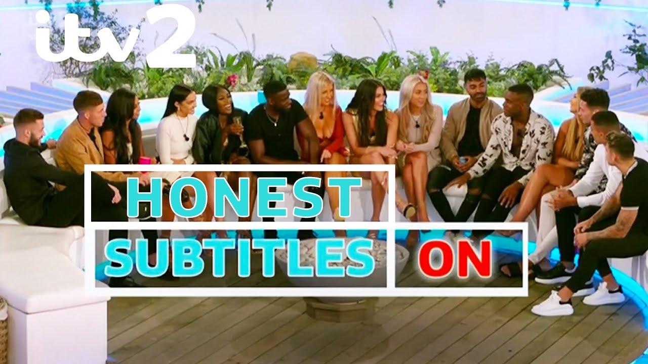 'Honest Subtitles' Recoupling