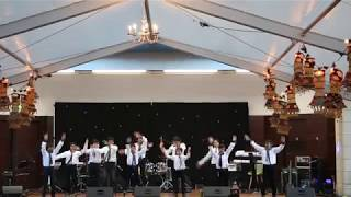 Dance Beatz Boys- Edinburgh city Diwali celebrations 2017