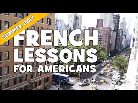French For Americans In 15 Days # Day 2