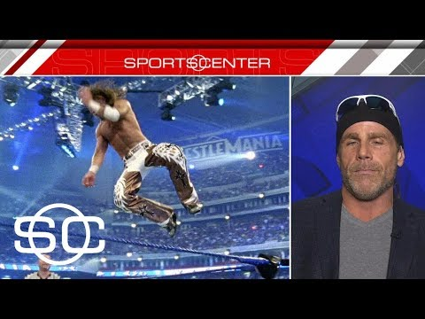 WWE legend Shawn Michaels reflects on 25...