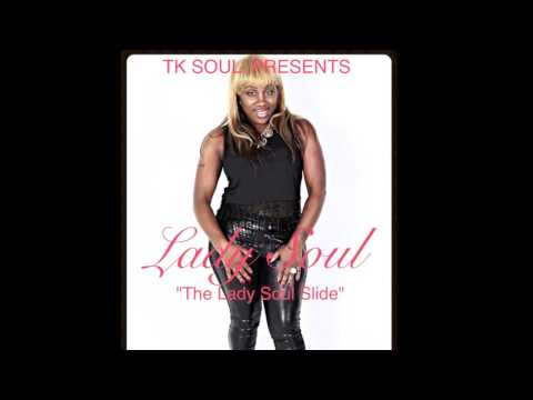 The Lady Soul Slide Hottest New Line Dance in Southern Soul Music!