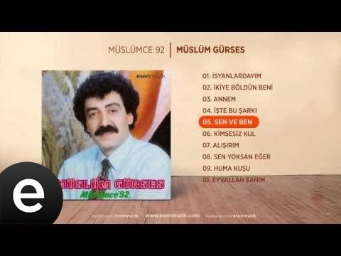 Sen Ve Ben (Müslüm Gürses) Official Audio #senveben #müslümgürses