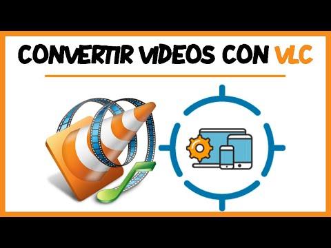 😋 VLC | Como convertir VÍDEOS a otros formatos y hasta en MP3 - No te lo puedes perder