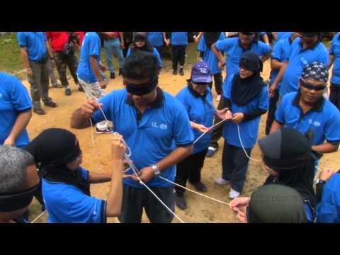 Team Building PTPK KSM Siri 4_Senaman Pagi