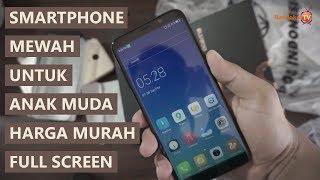 Hp Android Murah Model Mewah Buat Anak Muda ( Unboxing Smartphone Impor )
