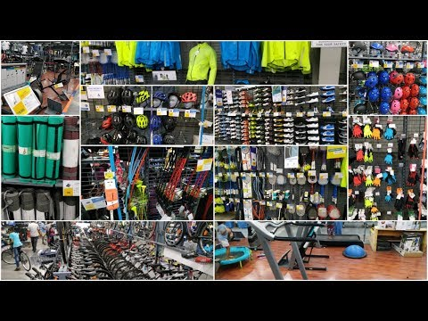Gym Items Shopping At Decathlon|Affordable Shopping At Decathlon Telugu|Decathlon Products Review