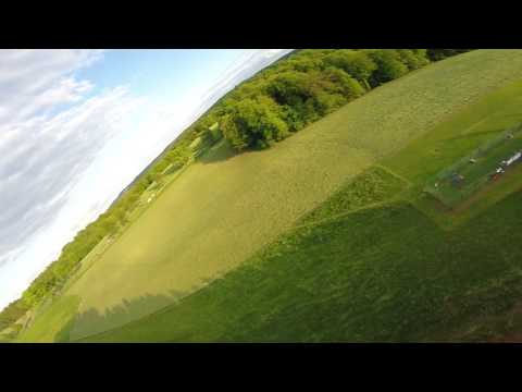 20.05.2017 MFC Wermelskirchen - FPV - LS210 - Pilot KMS - last flight of the day