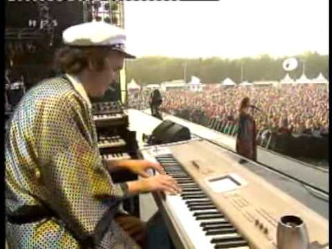 Moloko - Live at Pinkpop 2004 - (Full TV Broadcast)