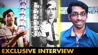 Engineer ஒரு Chef-ஆக மாறுவார் இந்தப் படத்தில் Actor Bijesh Nagesh Interview Grandson of Actor Nagesh
