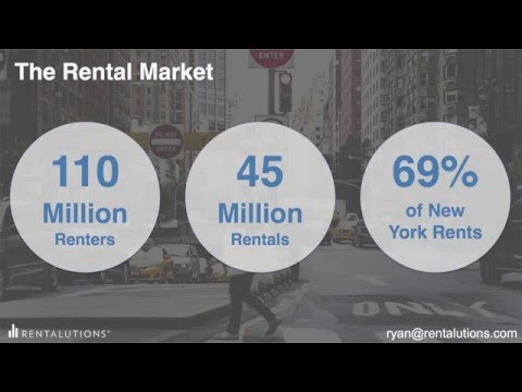 NYC RETech Expo: Ryan Coon, CEO and Co-Founder of Rentalutions