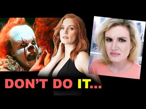It Chapter 2 Cast - Jessica Chastain? REACTION