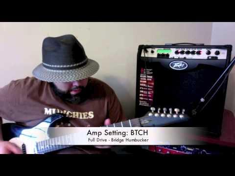 Peavey VYPYR Full Guitar Amp Demo