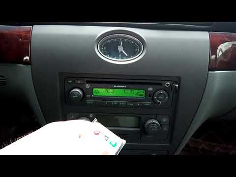 Газ 31105 дружим штатную магнитолу с USB, Aux и Bluetooth