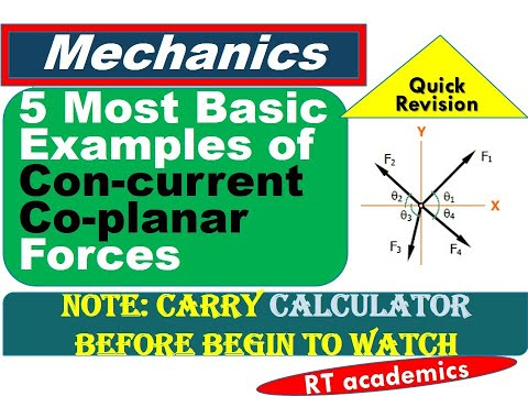 Questions /Numerical of Engineering Mechanics 8 problems in just 15minutes