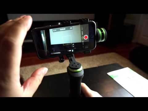 Lanparte HHG-01 Handheld 3-Axis Gimbal Stabilizer Review and Comparison