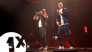JayKae feat. Aitch - Take Me Back to London (1Xtra Live 2019) | FLASHING IMAGES