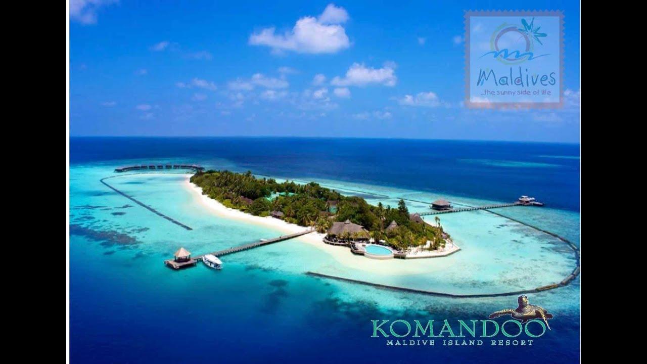 Komandoo Island Resort Spa