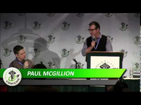 ECCC 2013: PAUL MCGILLION