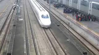 CRH2C+CRH2C, China Railway武廣高鐵(Wuhan-Guangzhou High-Speed Railway)