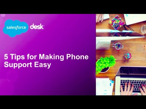 5 Tips for Making Phone Support Easy